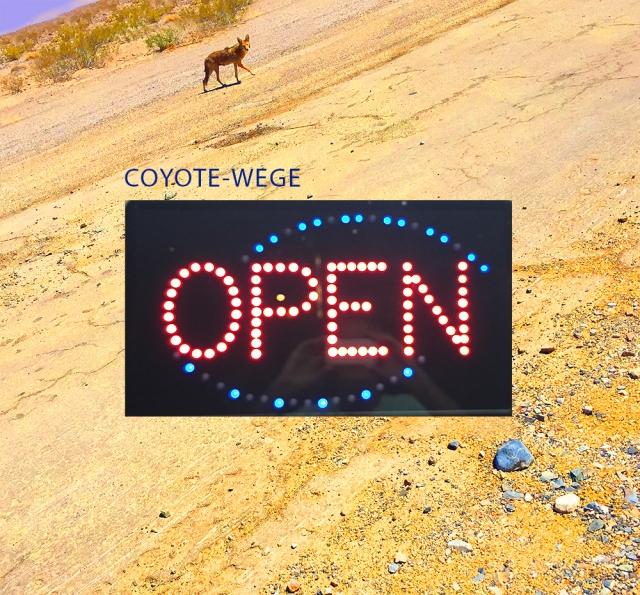 Coyote-Wege