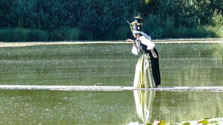 Tanz auf dem See